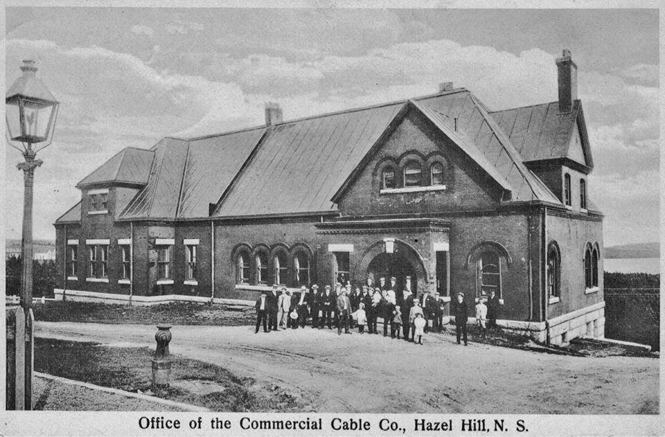 Commercial Cable 1915